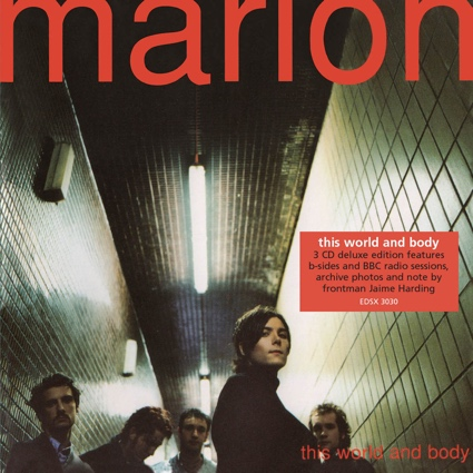 Marion 'This World and Body' reissue