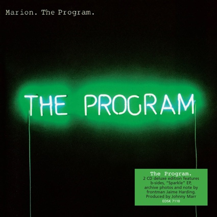 Marion 'The Program' reissue