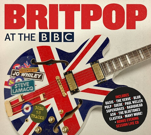 Marion on Britpop at the BBC CD